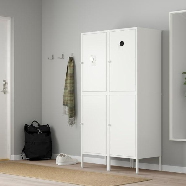 IKEA HÄLLAN Storage combination with doors