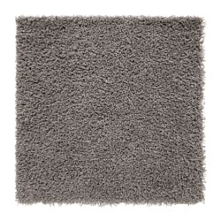 HAMPEN rug, high pile, grey