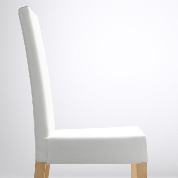 HARRY Chair, birch/Blekinge white