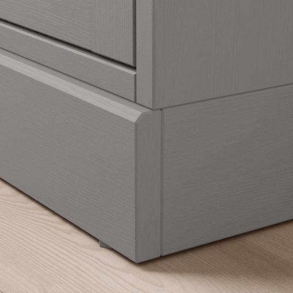 HAVSTA cabinet with plinth grey 81 cm 47 cm 89 cm 31 kg