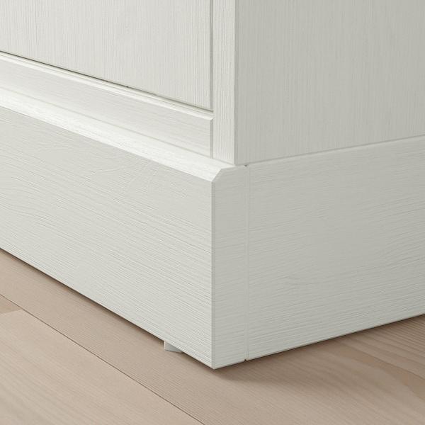 HAVSTA storage combination w glass doors white 162 cm 37 cm 134 cm 23 kg