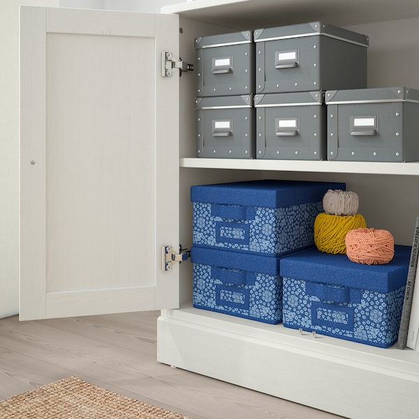 HAVSTA storage combination white 81 cm 47 cm 212 cm 26 kg