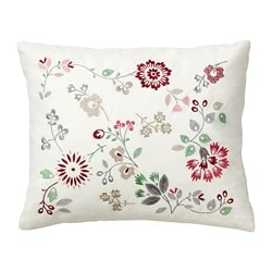 HEDBLOMSTER cushion, multicolour