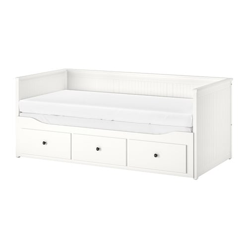 HEMNES Day-bed frame with 3 drawers