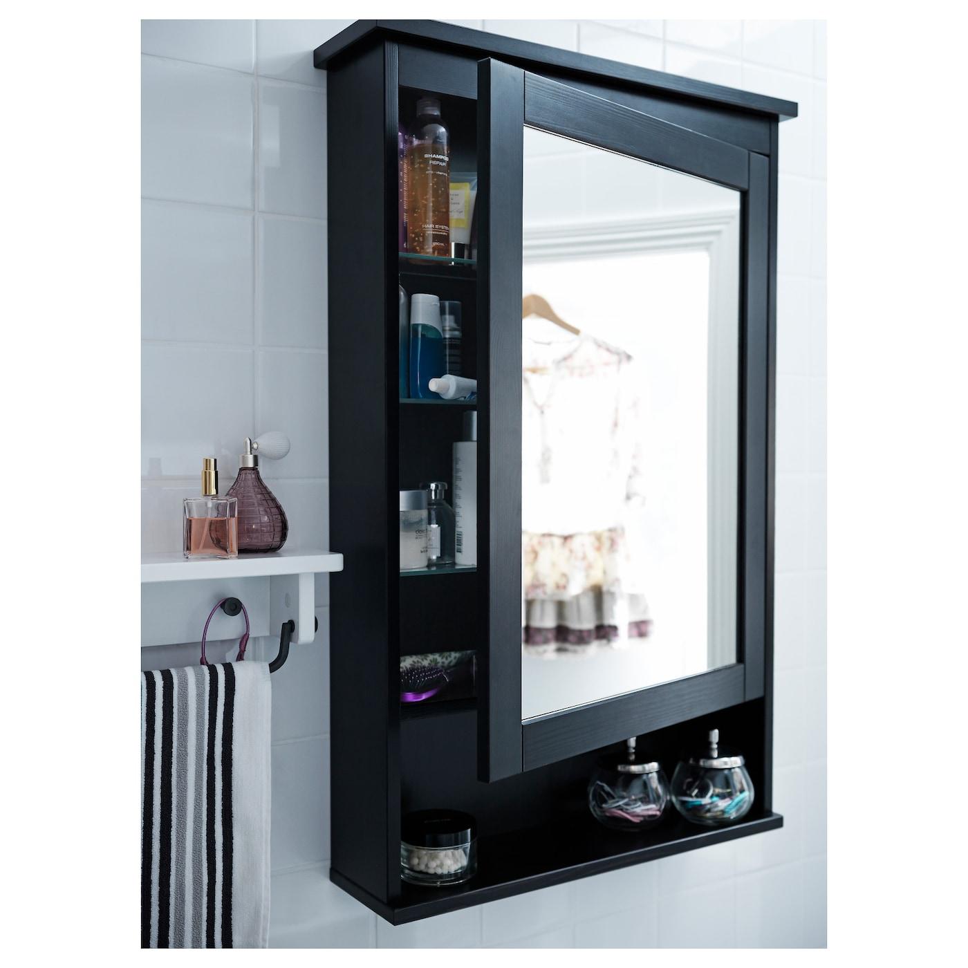 Hemnes Mirror Cabinet With 1 Door