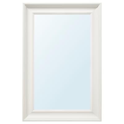 HEMNES Mirror, white, 60x90 cm