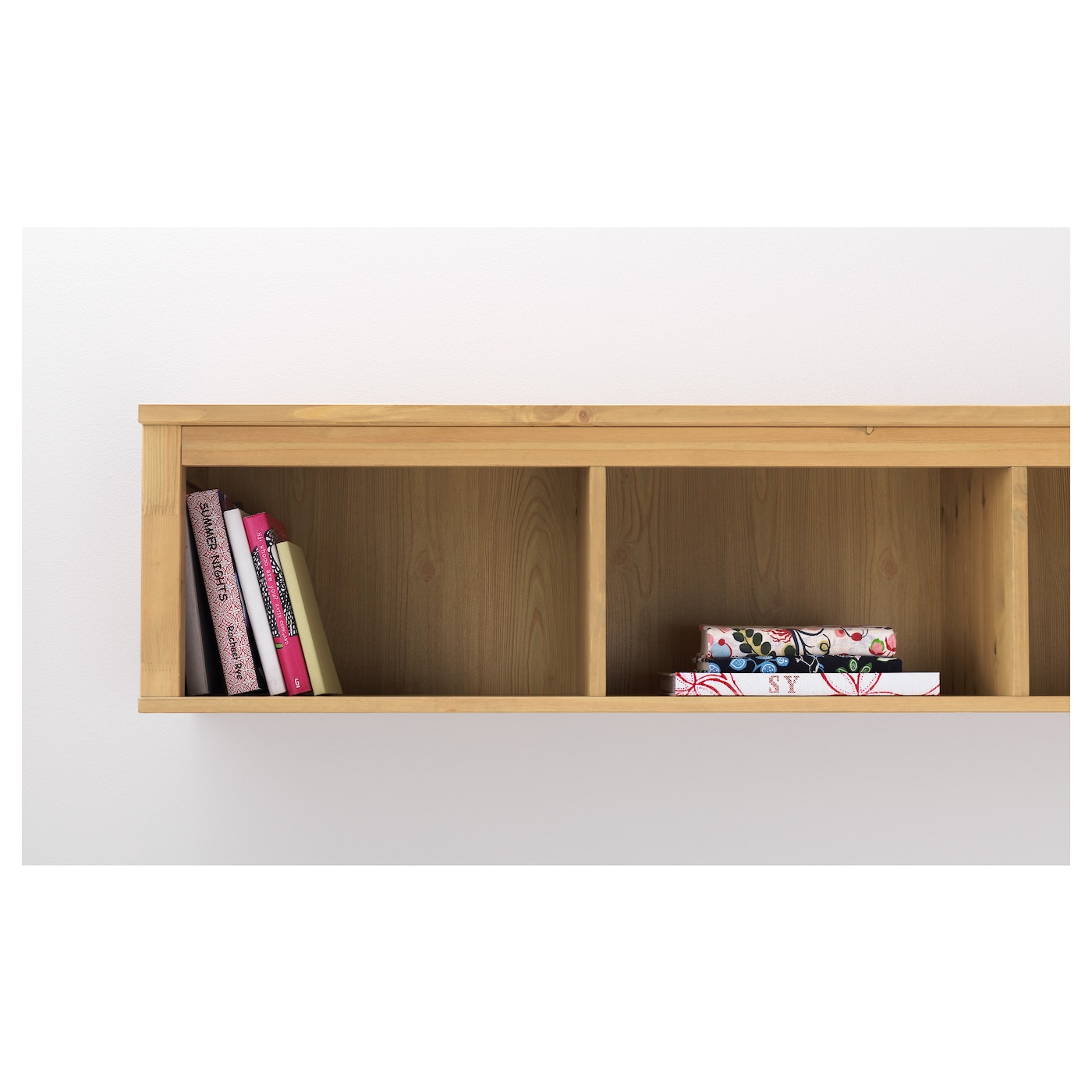 Hemnes Wall Bridging Shelf Light