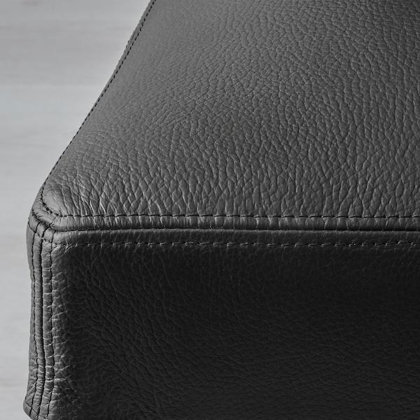 HENRIKSDAL chair dark brown/Glose black 110 kg 51 cm 56 cm 97 cm 51 cm 42 cm 51 cm