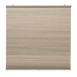HOPPVALS cellular blind, beige