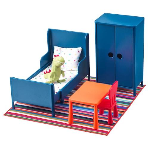 IKEA HUSET Doll's furniture, bedroom