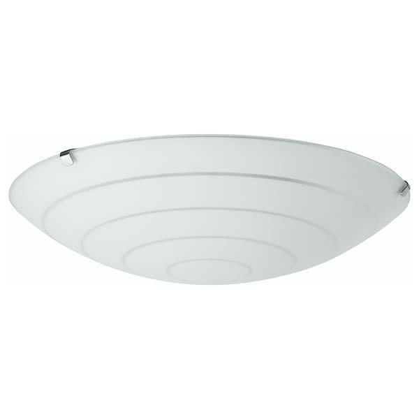 HYBY ceiling lamp white 13 W 11 cm 37 cm