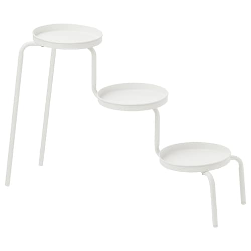 IKEA PS 2014 plant stand in/outdoor/white 70 cm 23 cm 53 cm 5 kg