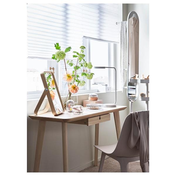 IKORNNES table mirror ash 27 cm 40 cm