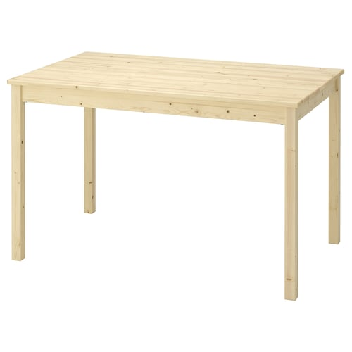 INGO Table, pine, 120x75 cm