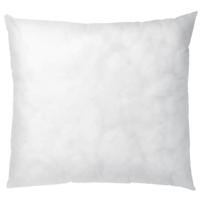 INNER Cushion pad, white, 65x65 cm