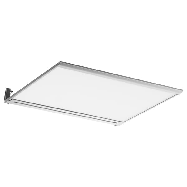 IRSTA LED worktop lighting, opal white, 40 cm