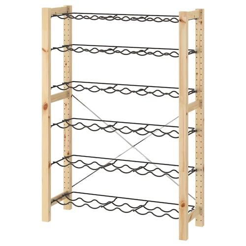 IKEA IVAR 1 section/bottle racks