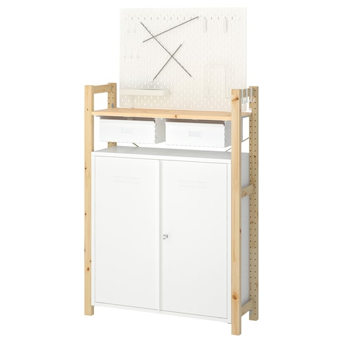 IKEA IVAR 1 section/shelves/cabinet