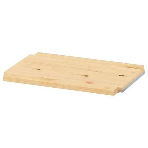 IVAR shelf pine 42 cm 30 cm 1.8 cm 18 kg