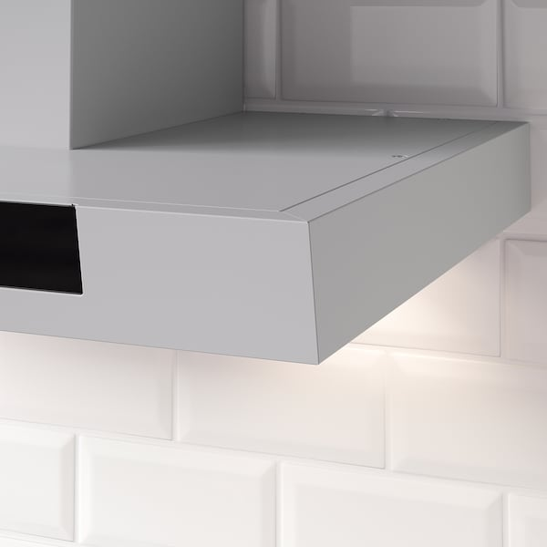 JÄMNGOD CXW-220-DT23Q Wall mounted extractor hood, stainless steel