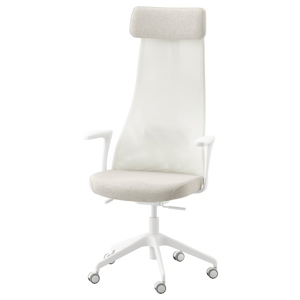IKEA J?RVFJ?LLET Office chair with armrests