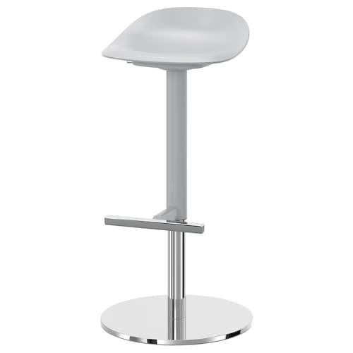 JANINGE bar stool grey 110 kg 38 cm 36 cm 84 cm 42 cm 76 cm 56 cm 76 cm