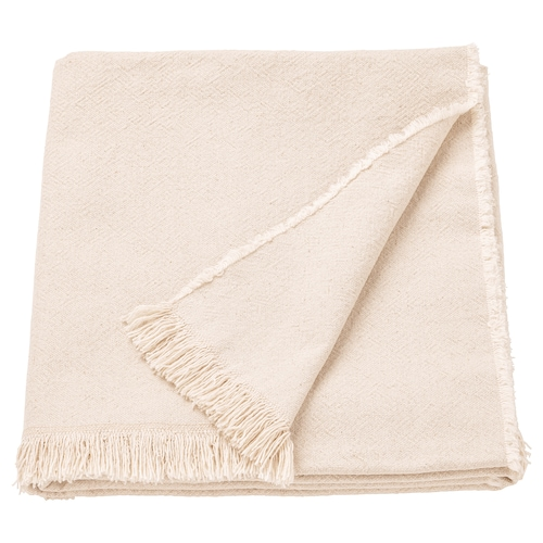 JOFRID throw natural 200 cm 150 cm