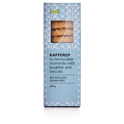 KAFFEREP Oat biscuits, sugar-free
