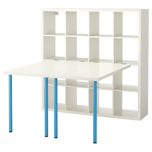 IKEA KALLAX Desk combination