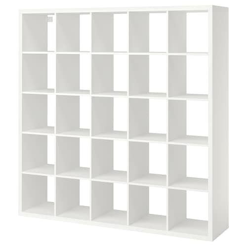 KALLAX shelving unit white 182 cm 39 cm 182 cm