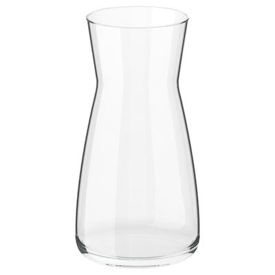 KARAFF Carafe, clear glass, 1.0 l