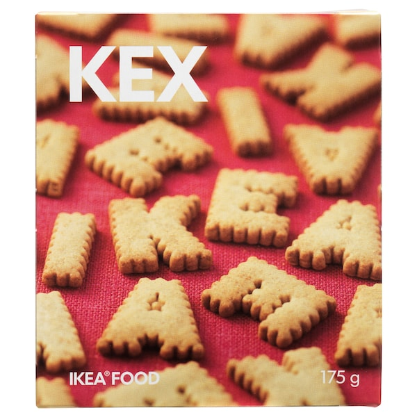 KEX biscuits 175 g