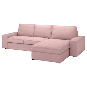 Cover: With chaise longue/gunnared light brown-pink.