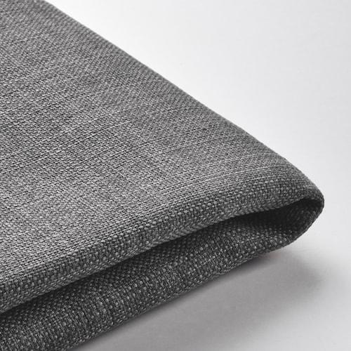 KIVIK cover two-seat sofa Skiftebo dark grey