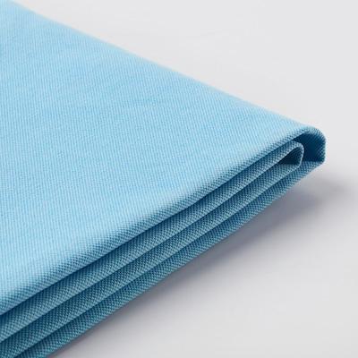KLIPPAN Cover for 2-seat sofa, Vissle light blue
