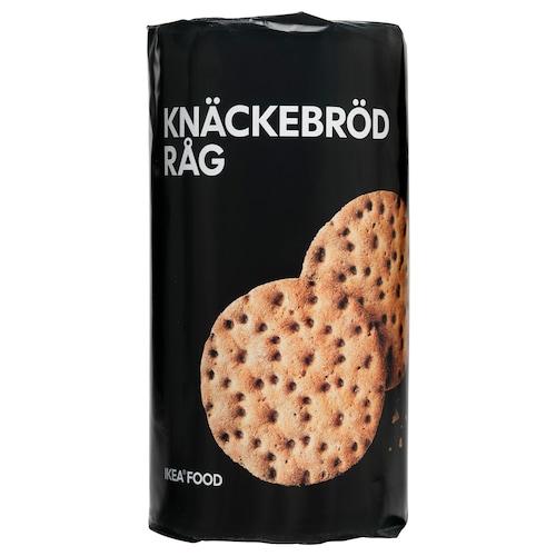 KNÄCKEBRÖD RÅG rye crispbread 250 g