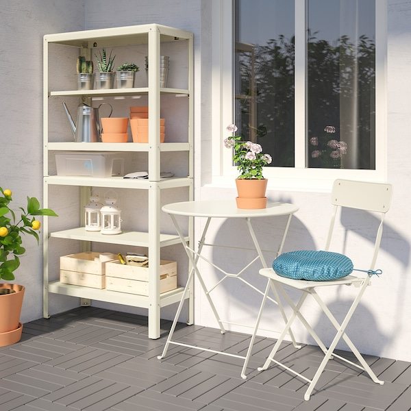 KOLBJÖRN shelving unit in/outdoor 80 cm 35 cm 162 cm
