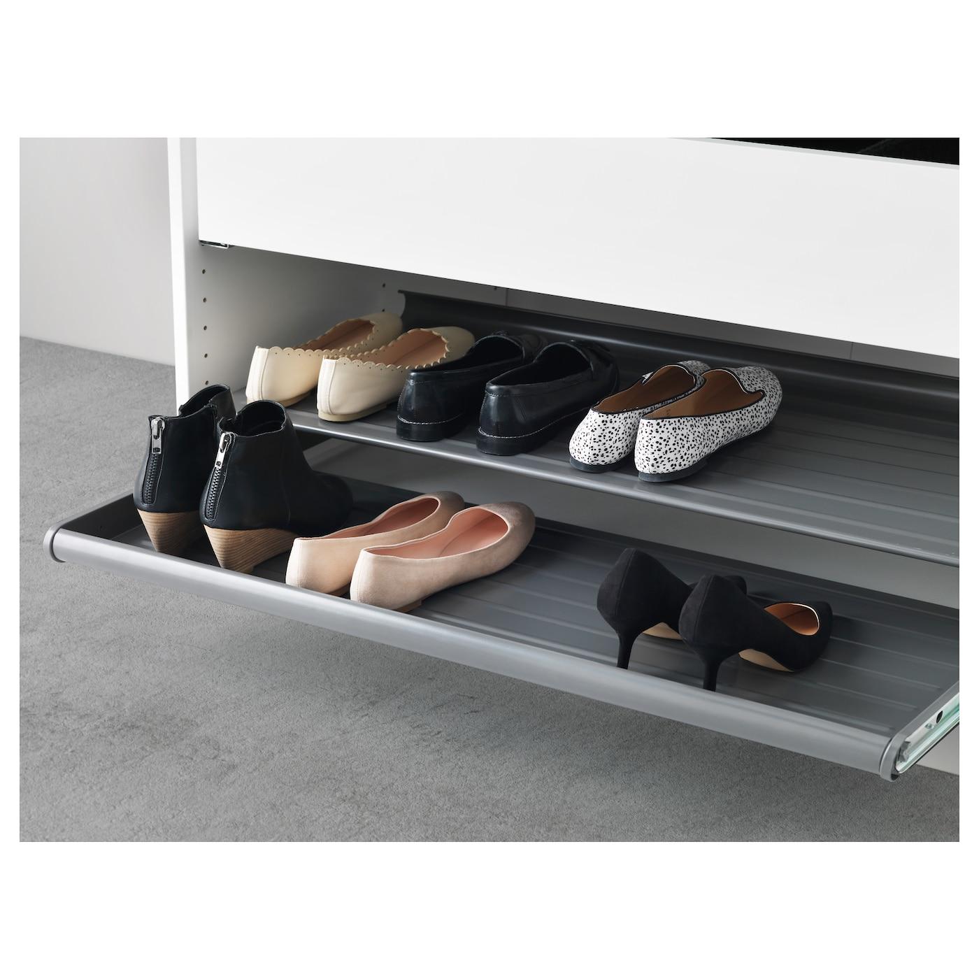Komplement Pull Out Shoe Shelf Dark