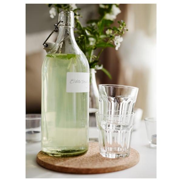 IKEA KORKEN Bottle with stopper