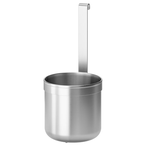 KUNGSFORS container stainless steel 26.5 cm 12 cm