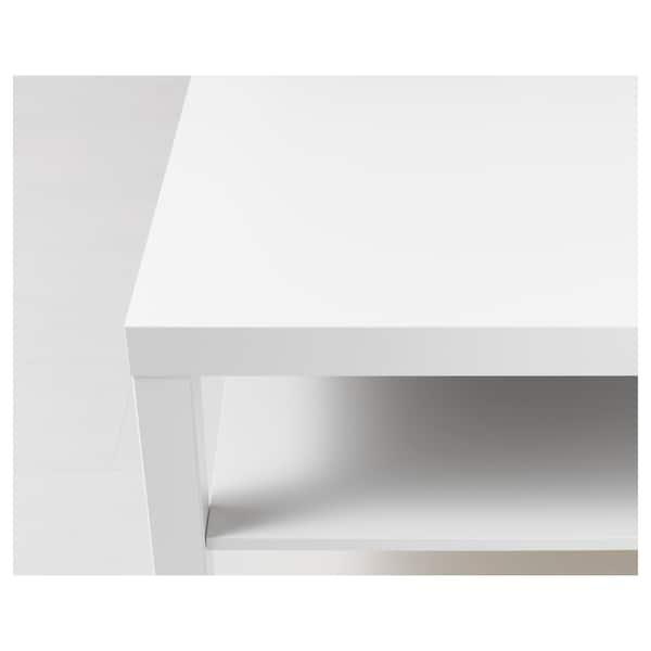 LACK coffee table white 118 cm 78 cm 45 cm