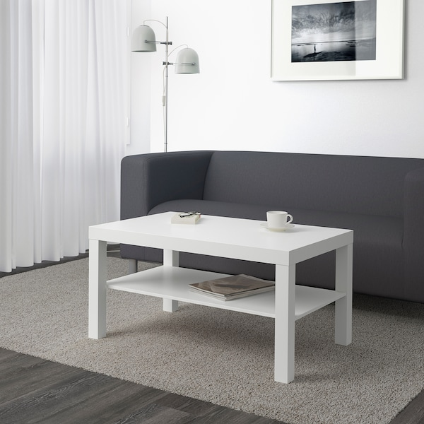 LACK coffee table white 90 cm 55 cm 45 cm