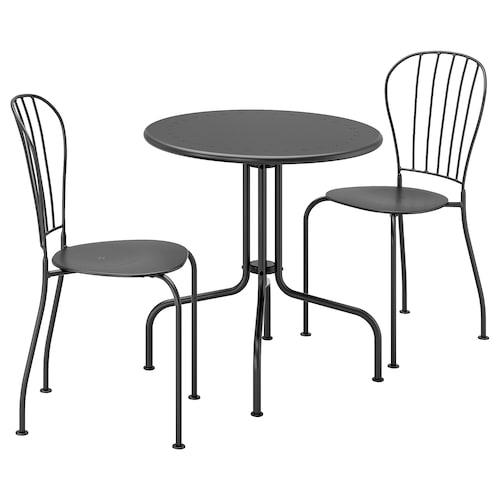 IKEA LÄCKÖ Table+2 chairs, outdoor