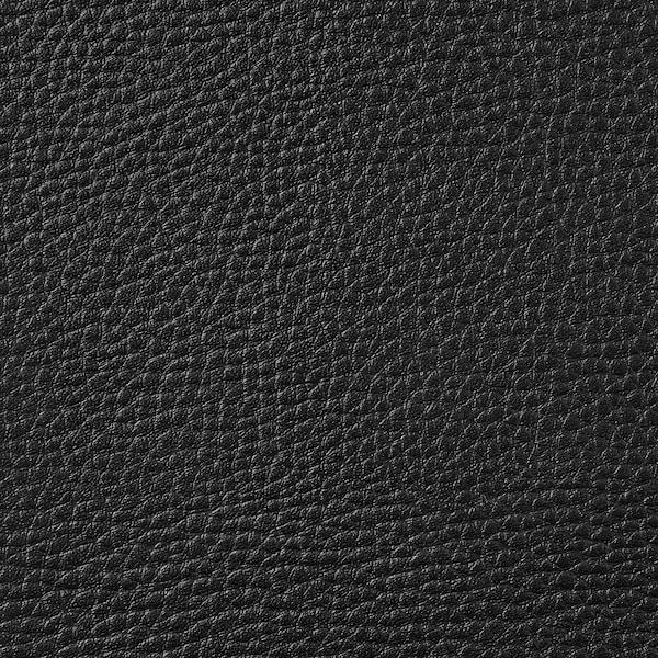 LANDSKRONA footstool Grann/Bomstad black/metal 77 cm 65 cm 44 cm