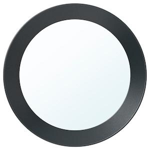 Colour: Dark grey.