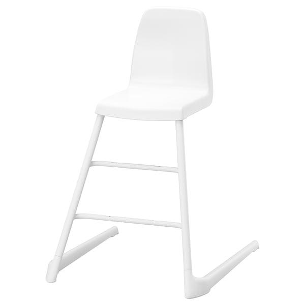 LANGUR Junior chair, white