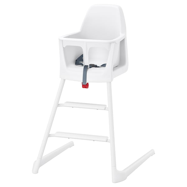 LANGUR Junior/highchair, white