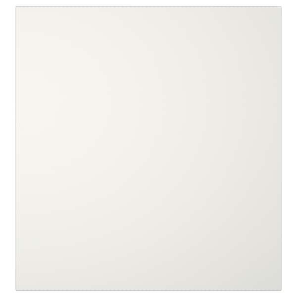 LAPPVIKEN Door, white, 60x64 cm