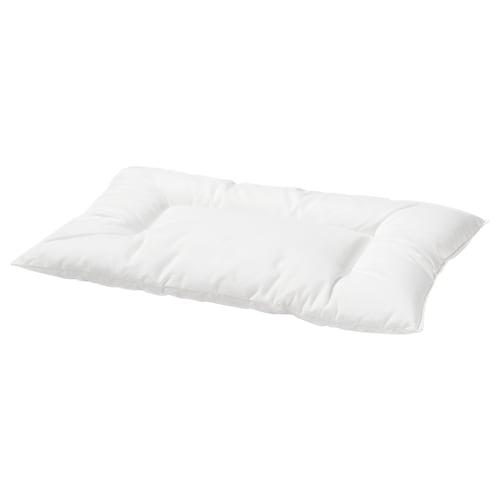 LEN pillow for cot white 35 cm 55 cm 100 g 152 g