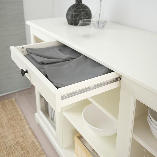 LIATORP sideboard white 145 cm 48 cm 88 cm 100 kg